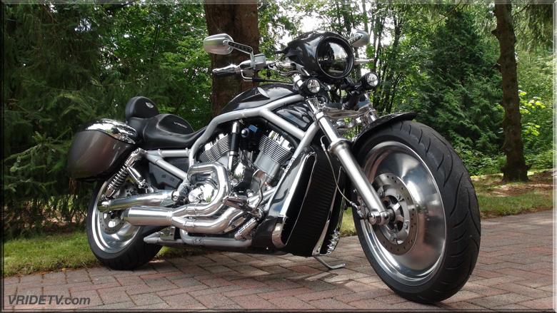 Harley Davidson VRSCA CF Vrod